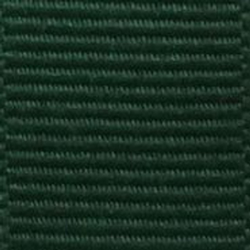 Forest Green Solid Grosgrain Ribbon