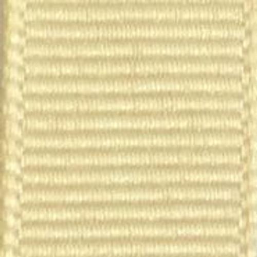 Wheat Solid Grosgrain Ribbon