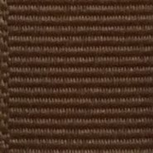 Milk Chocolate Solid Grosgrain Ribbon