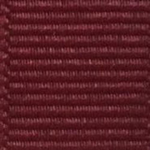 Currant Solid Grosgrain Ribbon