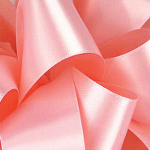 1/8 Light Pink Dainty Satin ribbon