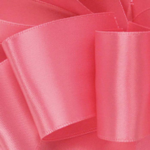 1/8 Hot Pink Dainty Satin ribbon