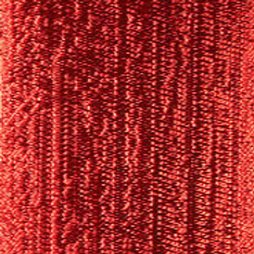Metallic Red Offray High Shine Metallic Ribbon.