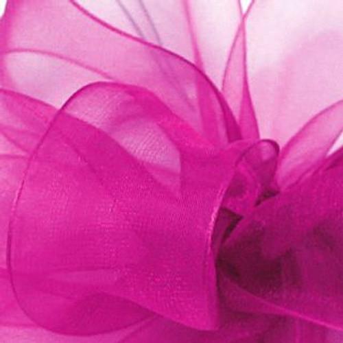 Fuchsia Simply Sheer