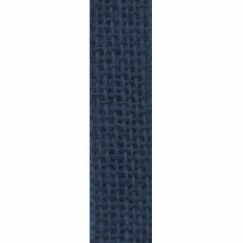 Navy - Burlette Narrow Burlap Ribbon