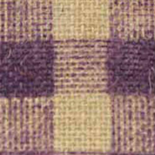 Lavender Burcheck Ribbon