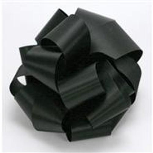 Black Acetate Satin