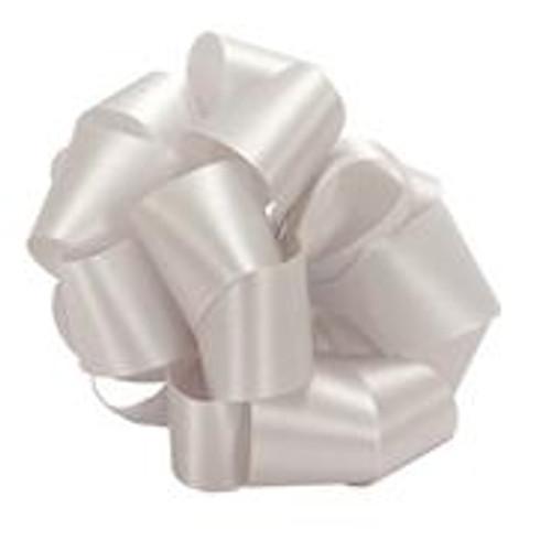 Silver Grey Acetate Satin