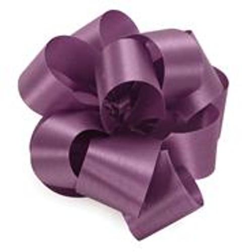 Purple Acetate Satin