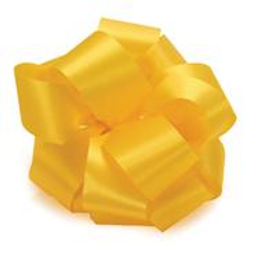 Golden Yellow Acetate Satin