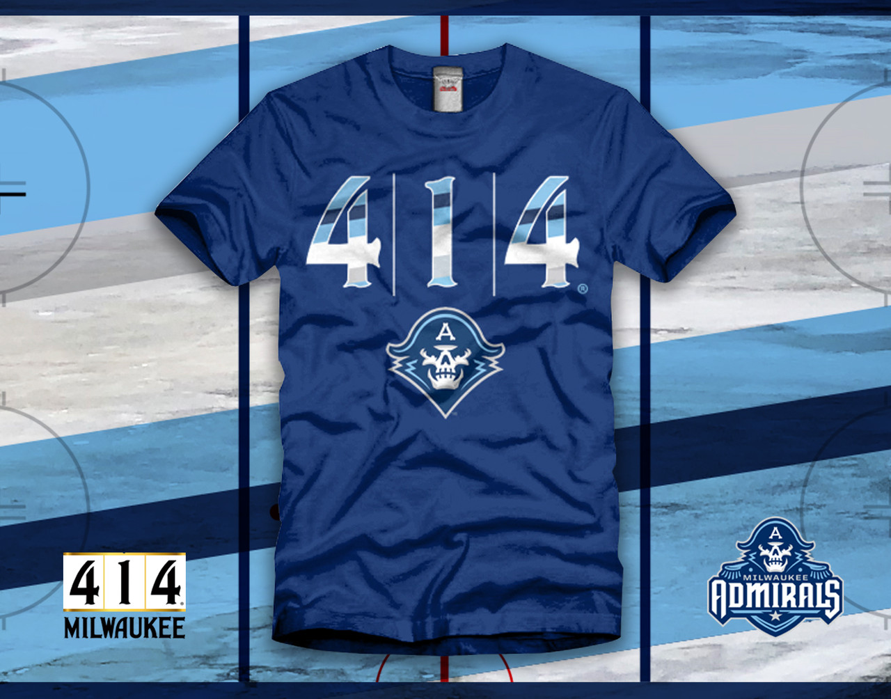 414 and the Milwaukee Admirals