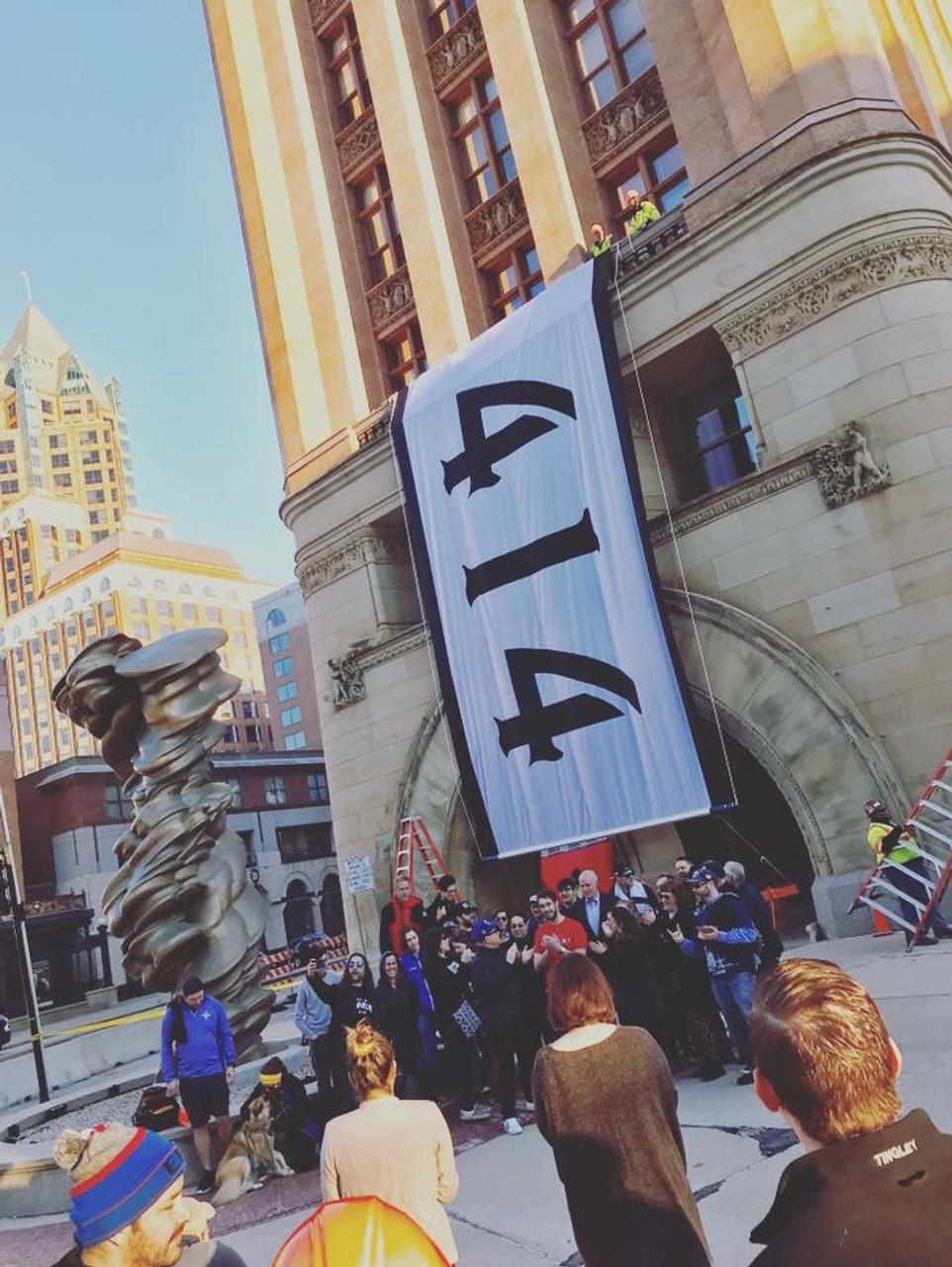 Giant 414 Flag Part II
