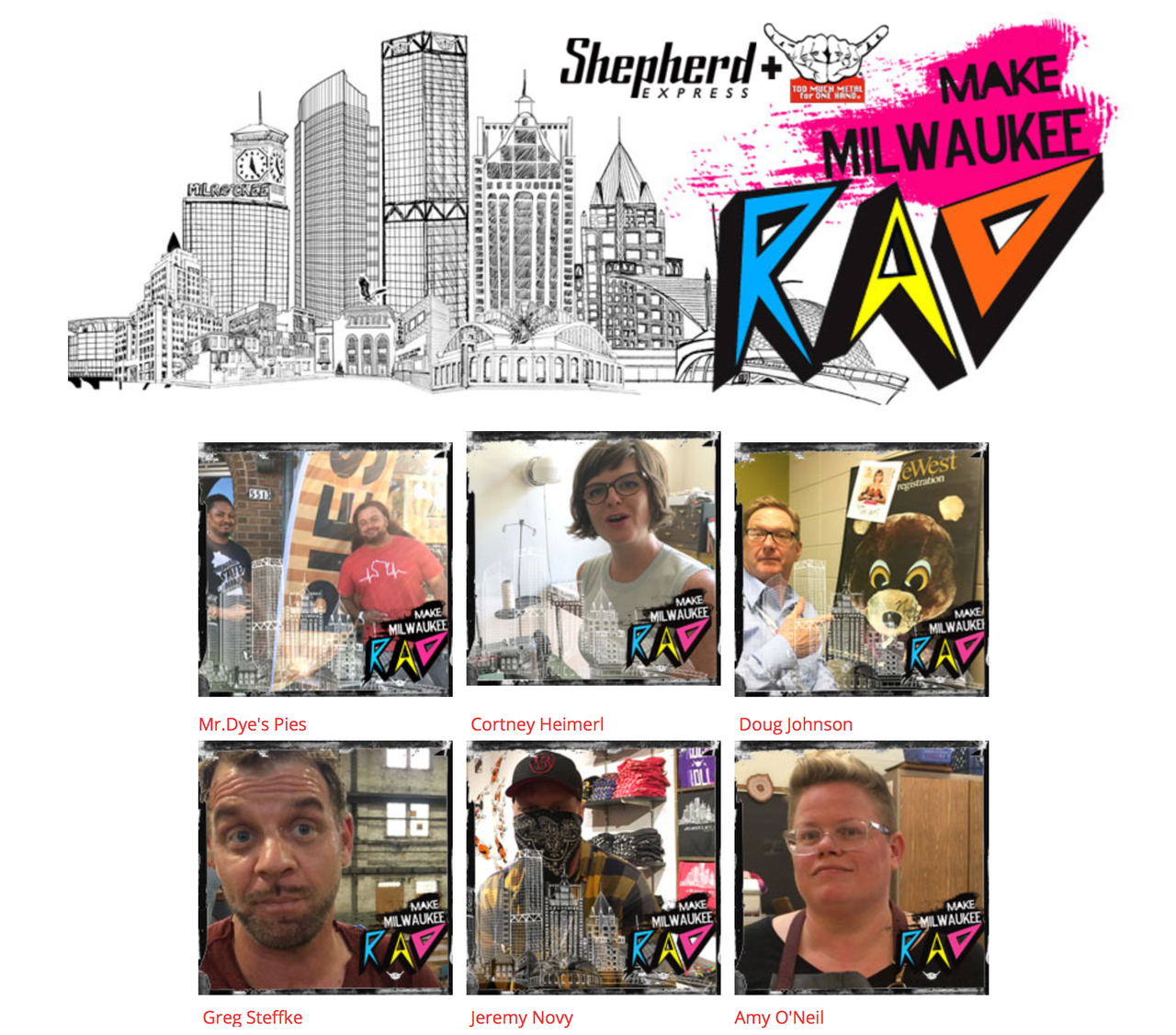 Make Milwaukee Rad