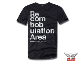 Recombobulation Area t-shirt