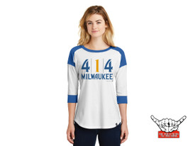 414 Milwaukee Hometeam Jersey Women