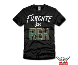 Since Milwaukee has a considerable German population, how metal is it to Fürchte das Reh?  Or Fear the Deer in English. Get your Deutscher on and celebrate your basketball team.