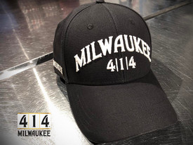 414 City of Milwaukee hat