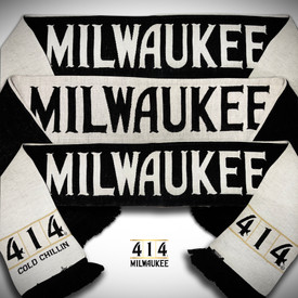 414 Milwaukee Scarf