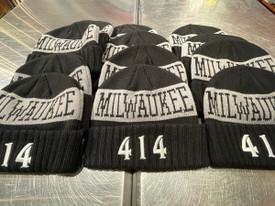 414 Milwaukee Winter Hat