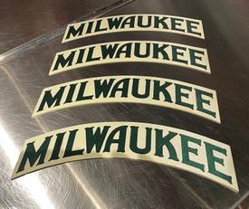 Milwaukee Arch Patch