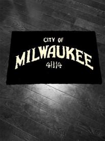 414 City of Milwaukee Rug