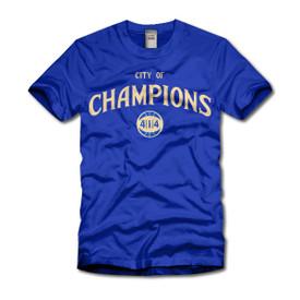City of Champions Blue