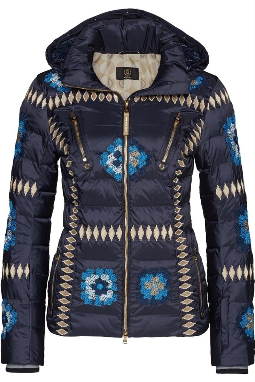 verkauft Luxusmode neue bilder von Bogner Elena-D Down Ski Jackets | Women