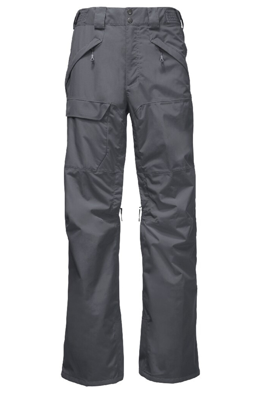 The North Face Ski Pants   Men's Freedom shown in Turbulence grey