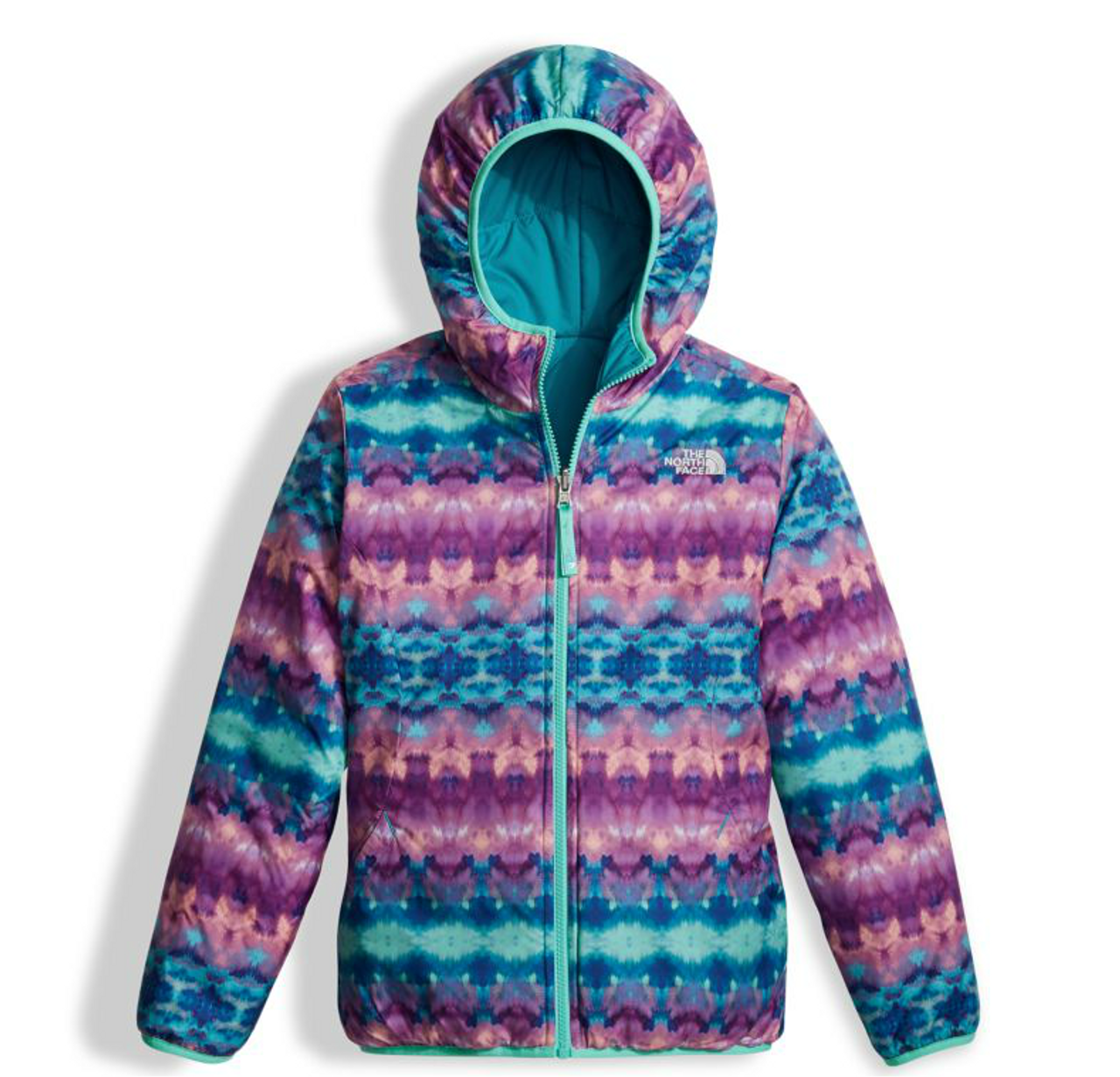 8892289ff The North Face Reversible Perrito Jacket '18 | Girl's