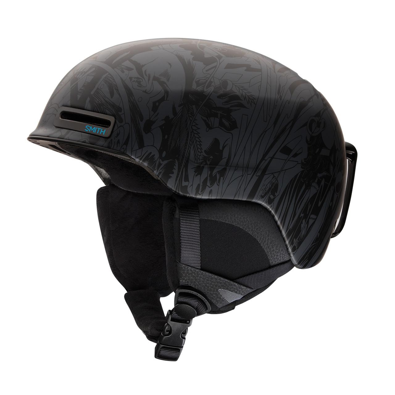 Smith Helmets | Men's Maze | H18MZ18 | Color: Matte BSF