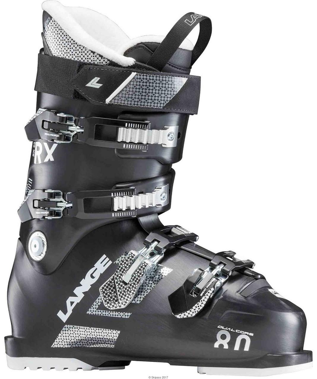 Lange Ski Boots   Women's RX 80