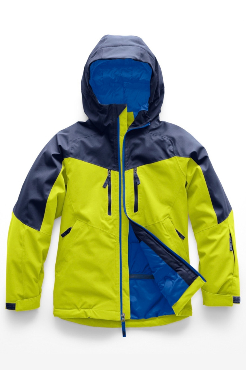 1cceb0032 The North Face Chakal Insulated Ski Jacket | Boy's