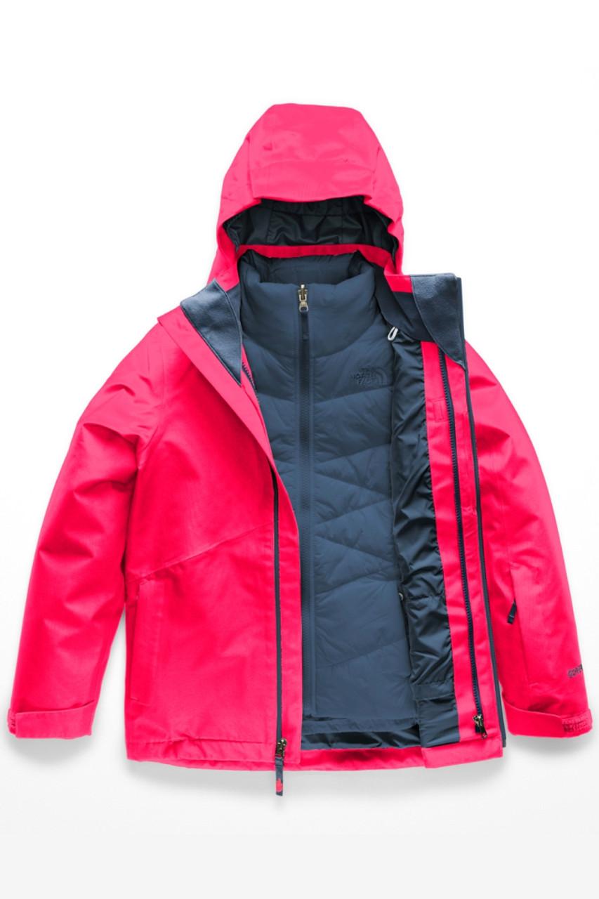 The North Face Fresh Tracks Gore Tex Triclimate Ski Jacket | Girl's | Past Season