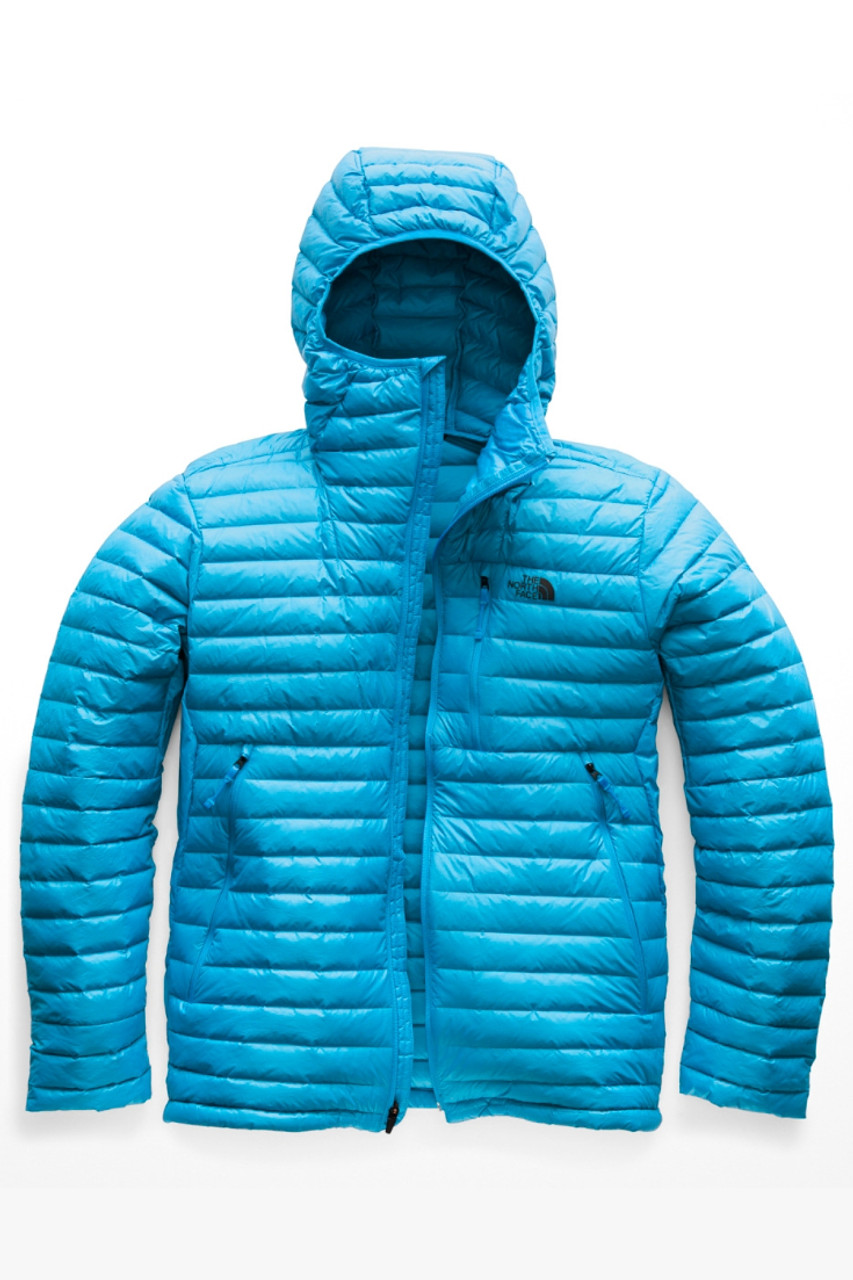 The North Face Premonition Down Jacket | Men's | NF0A3IFG | NXS | Hyper Blue | Front