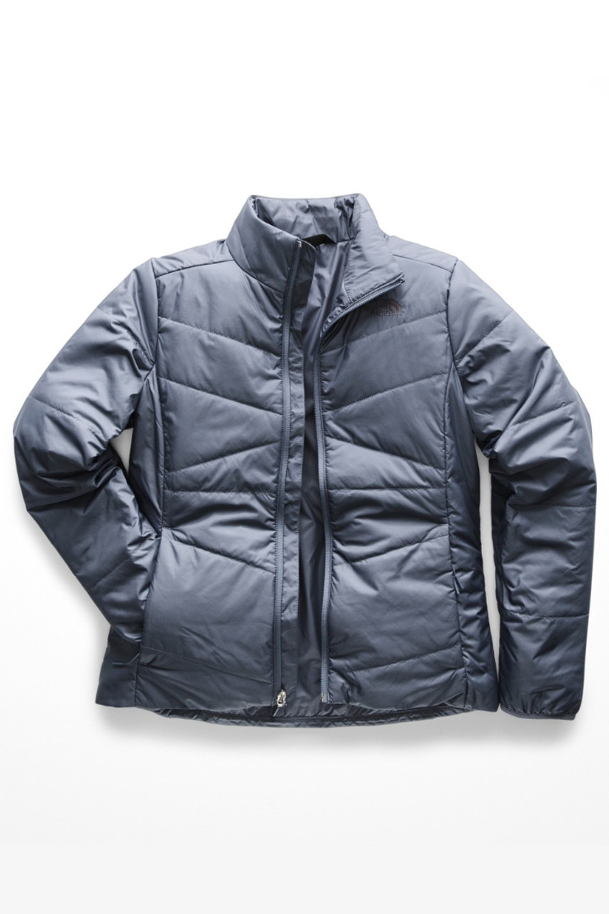 The North Face Bombay Jacket | Women's | NF0A3IGX | 3YH | Grisaille Grey | Front