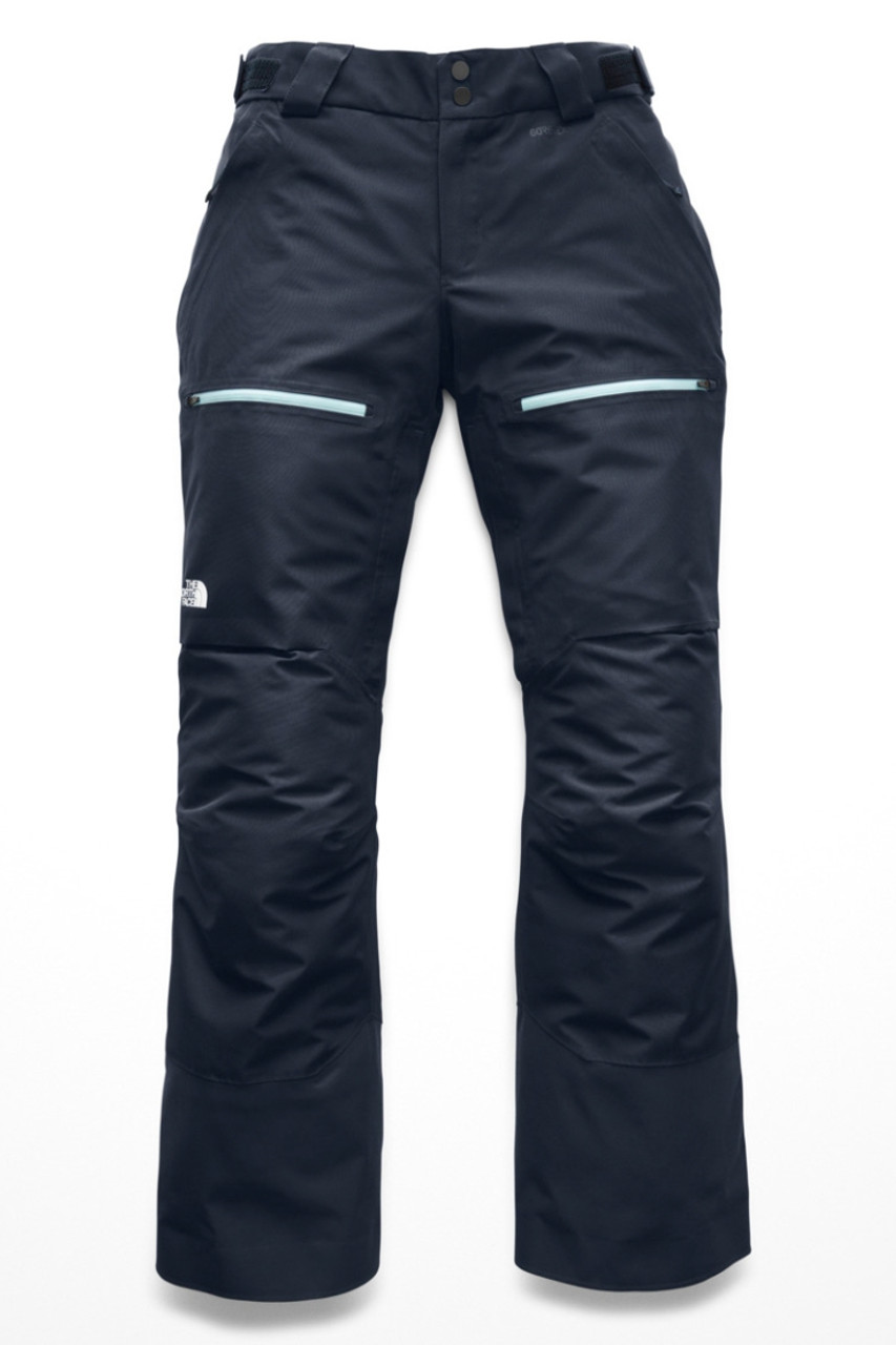 The North Face Powder Guide Ski Pant | Women's | NF0A3KQH | H2G | Urban Navy | Front