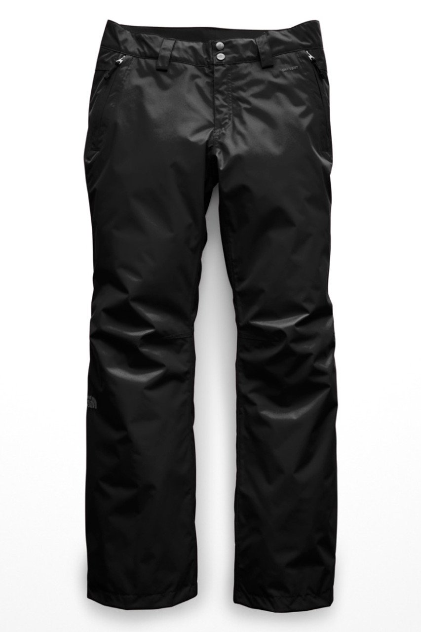 The North Face Sally Ski Pant | Women's | NF0A3339 | JK3 | TNF Black | Front