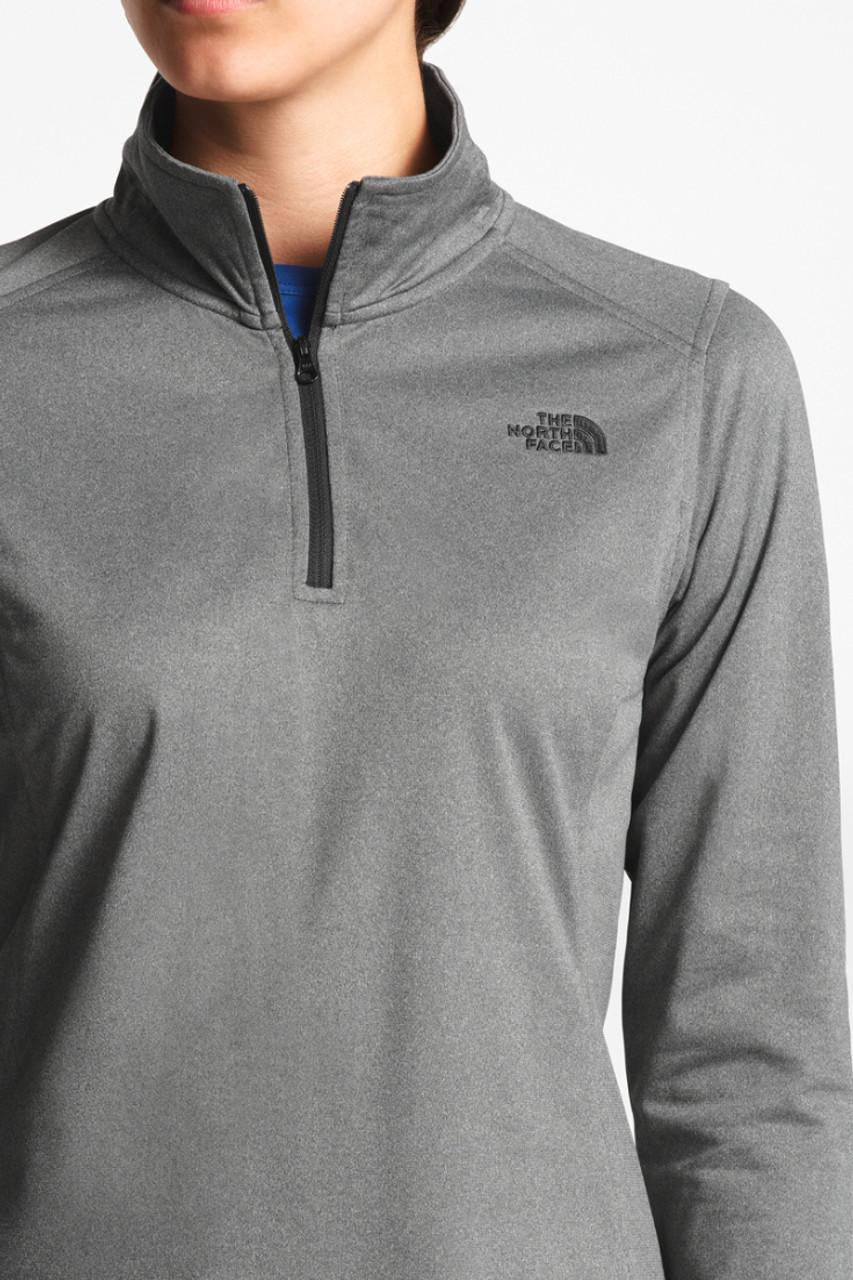Womens The North Face 1//4 Zip Glacier Fleece Pullover Top Shirt S M L DEFECTIVE