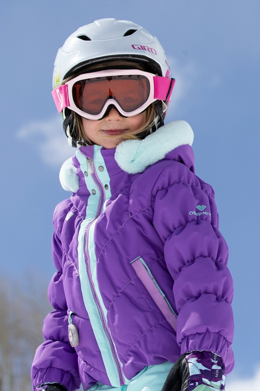 fa2ba5c55 Obermeyer Ski Jackets | Girl's Bunny-Hop
