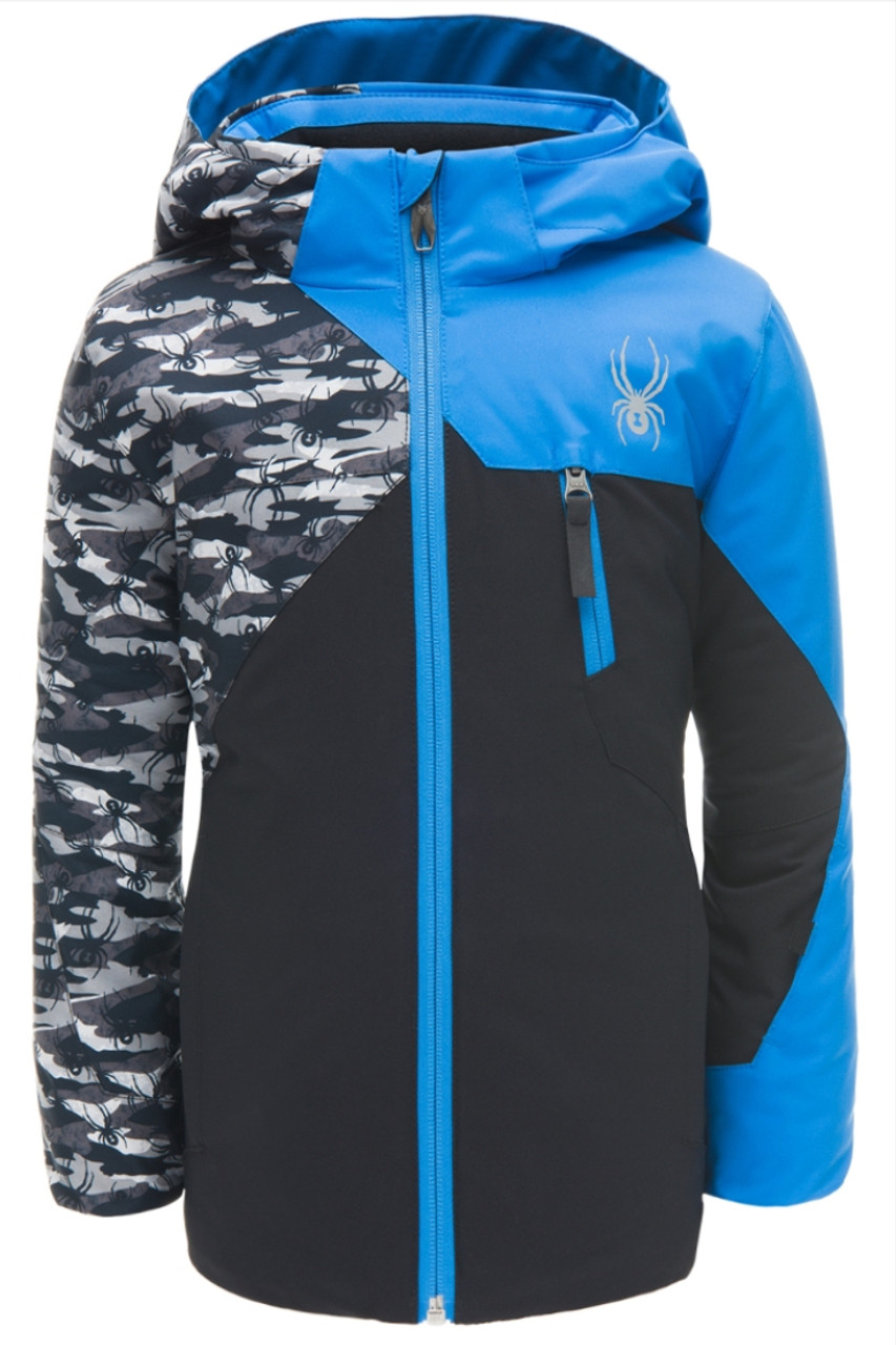 30beddc90 Spyder Mini Ambush Ski Jacket | Boy's