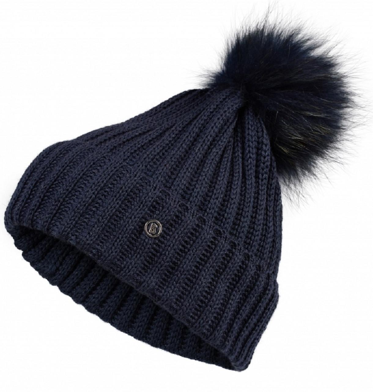 40ffdf3a9 Bogner Leonie Knit Hat | Pom | Ladies