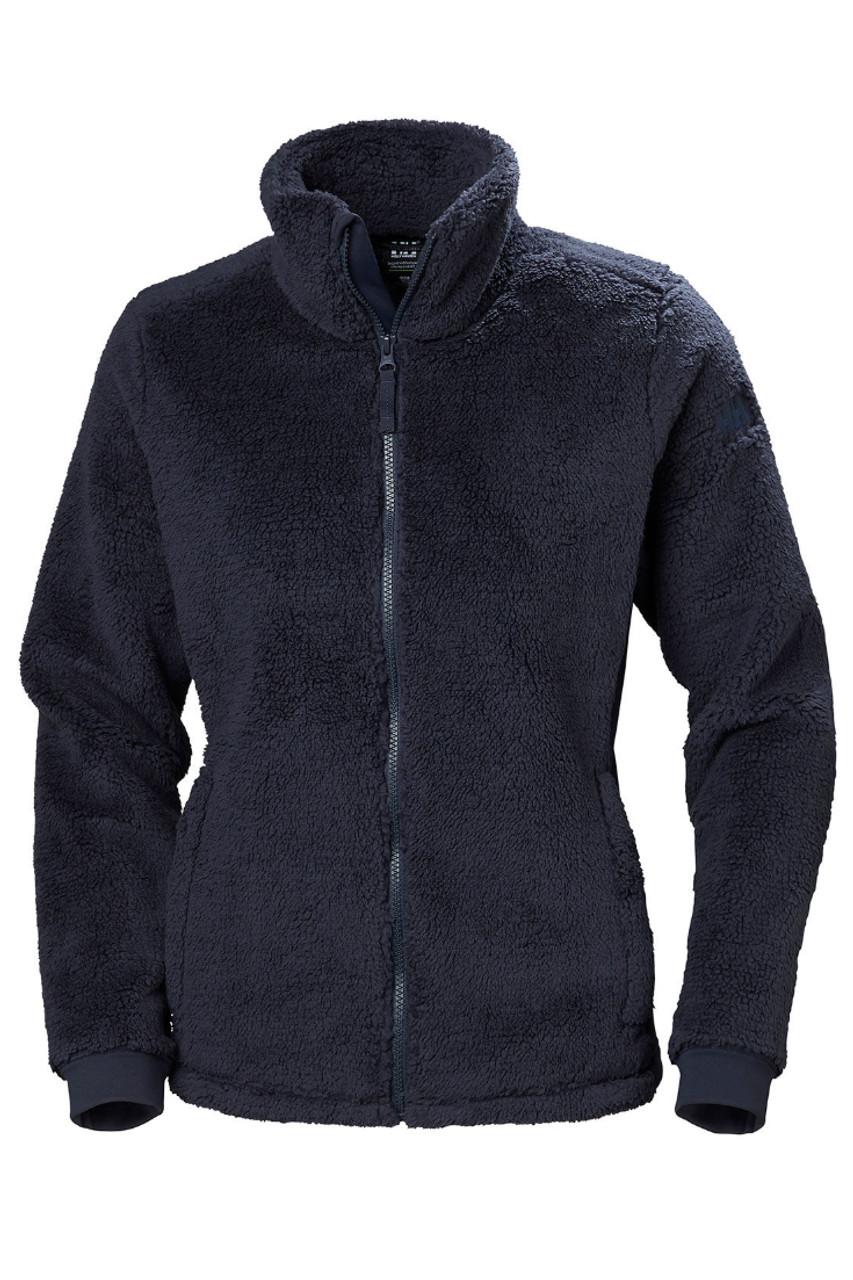 Helly Hansen Precious Fleece Jacket | Women's | 51798 | 994 | Graphite Blue | Front