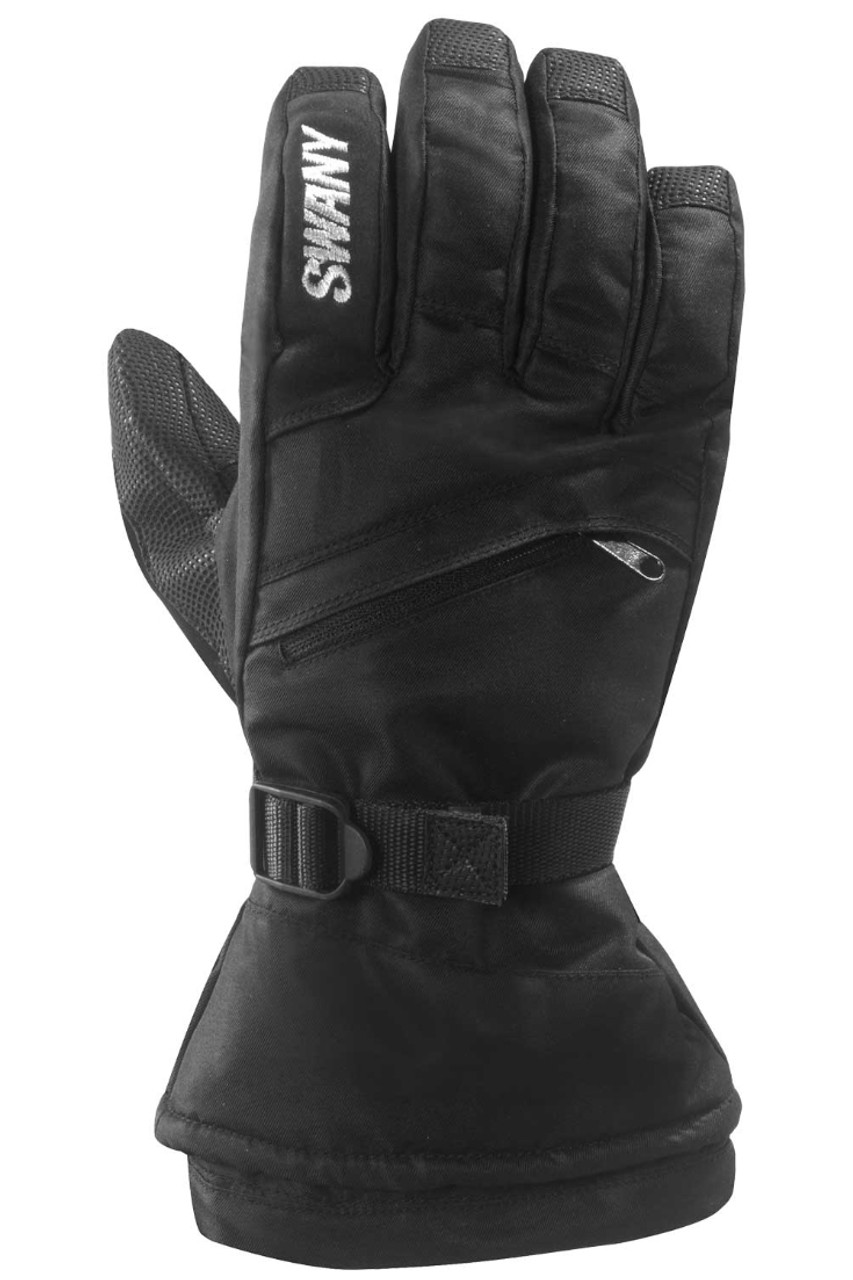 Swany X-Over Gloves | Men's | SX85M | Black