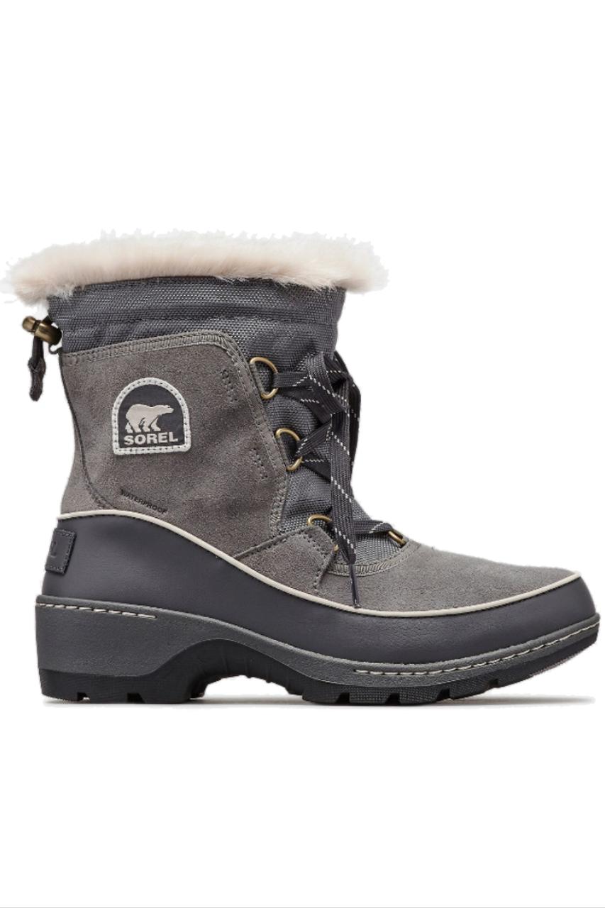 Sorel Tivoli III Boot | Women's | 1749361 | Quarry | Cloud Grey | Side