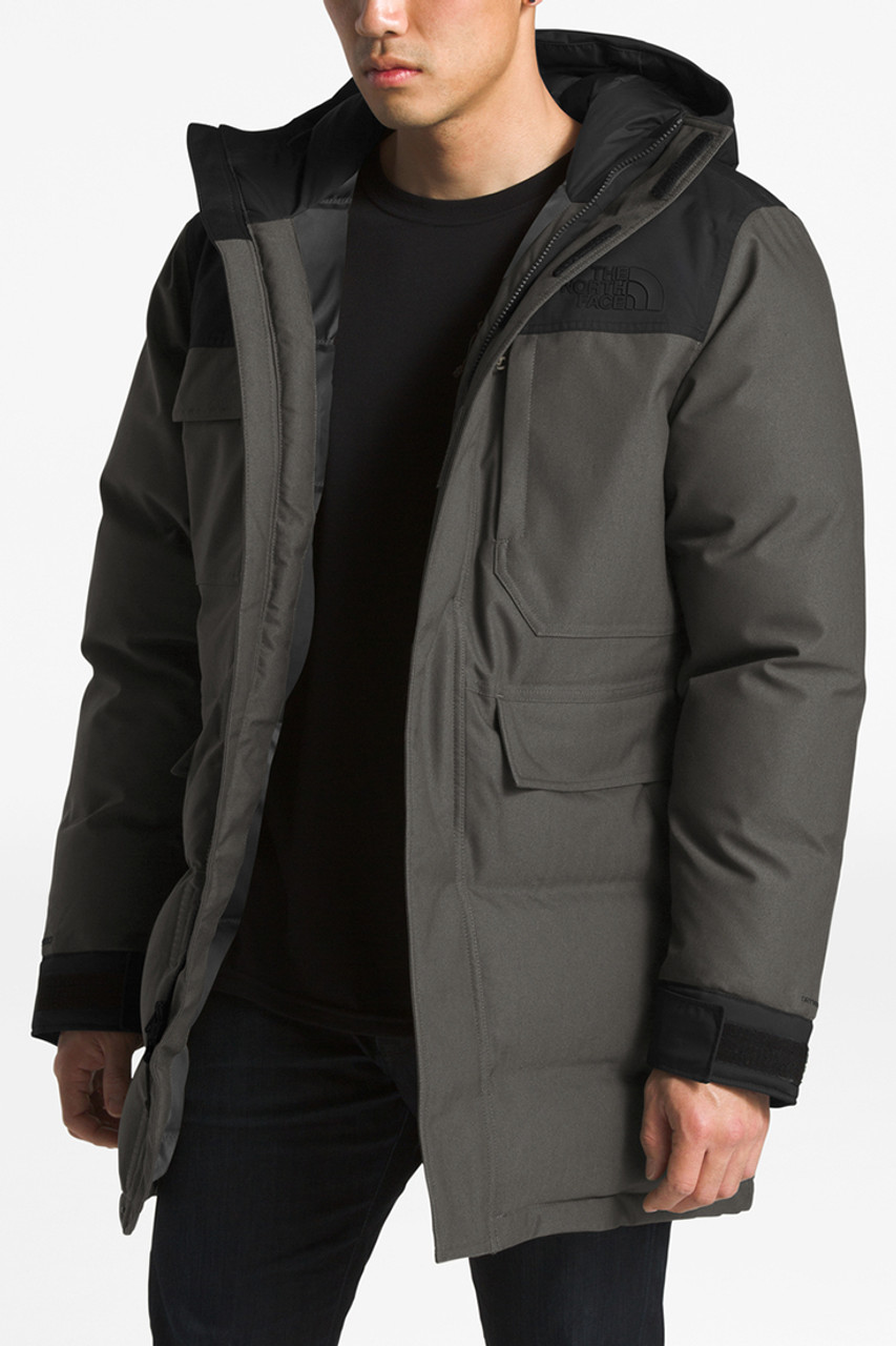 The North Face Biggie McMurdo Parka | Men's | TNF Black | Open