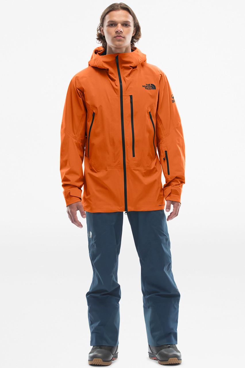 The North Face Freethinker Jacket | Men's | Papaya Orange