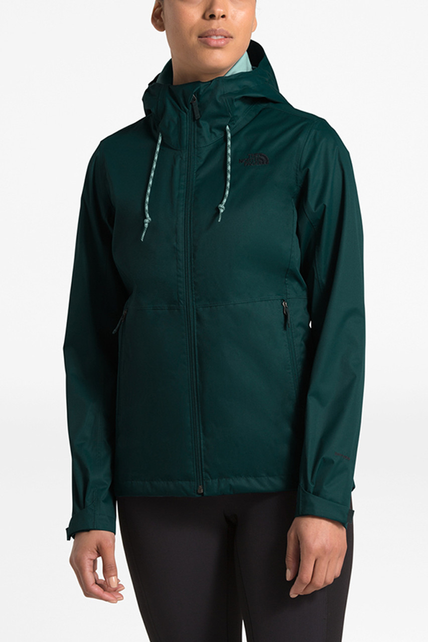 The North Face Arrowood Triclimate Jacket | Women's | Ponderosa Green  | Front