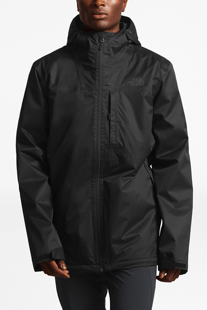 The North Face Arrowood Triclimate Jacket | Men's | Black | Tall
