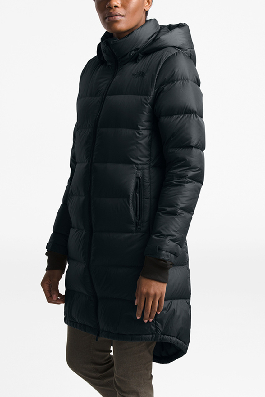 The North Face Metropolis Parka III | Women's | Black | Front