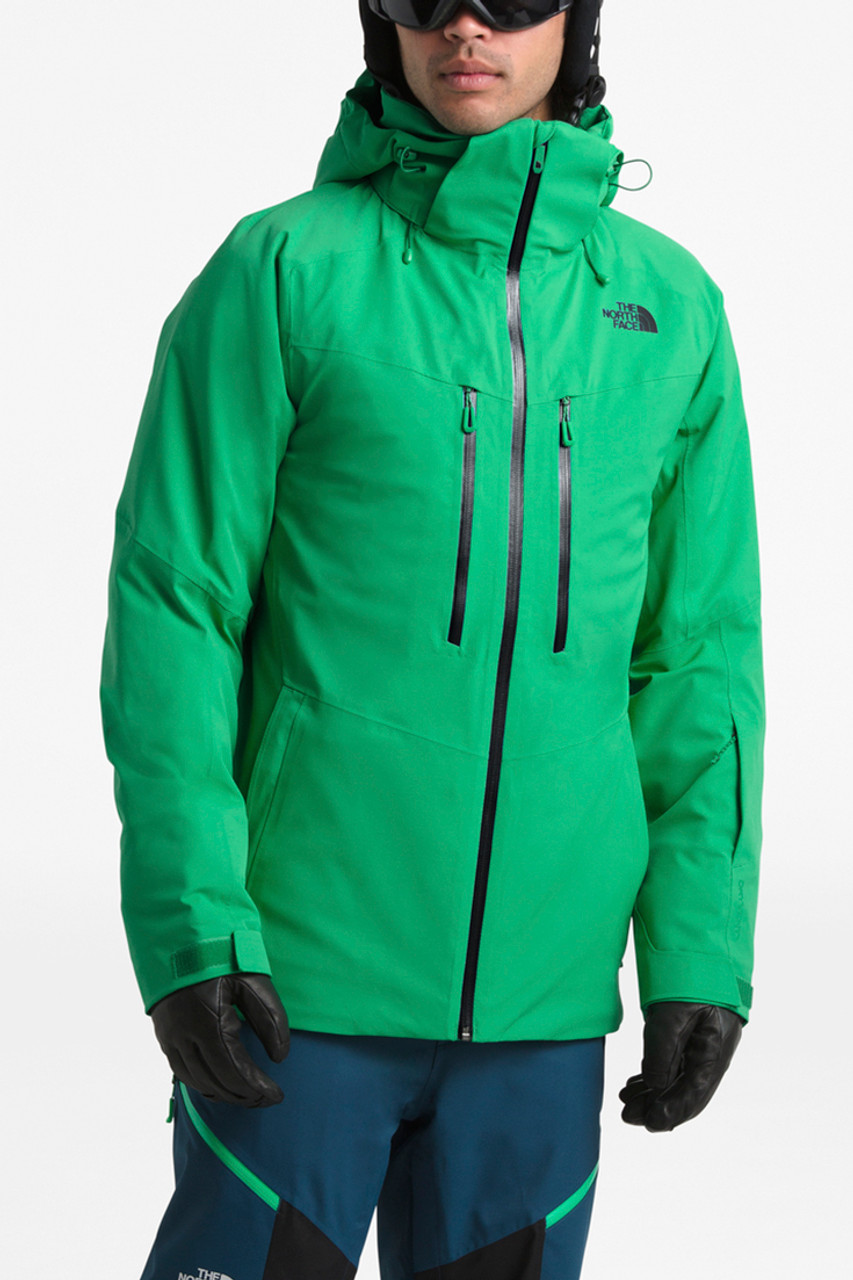 The North Face Chakal Jacket | Men's | Spectral Green Front